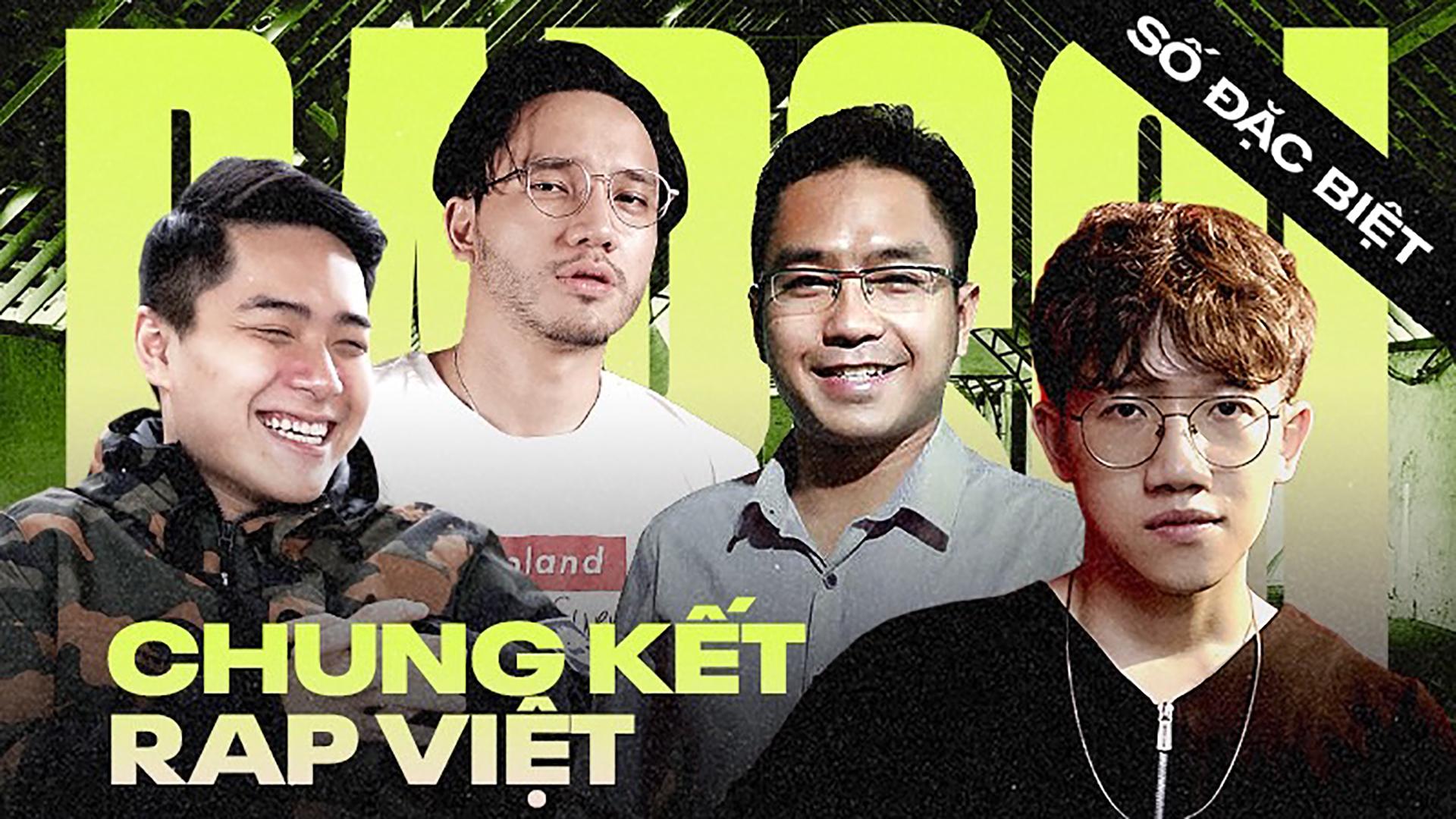 Kenh14.vn- Rap Soi số đặc biệt - chung kết Rap Việt